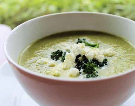 Sopa de Bróccoli
